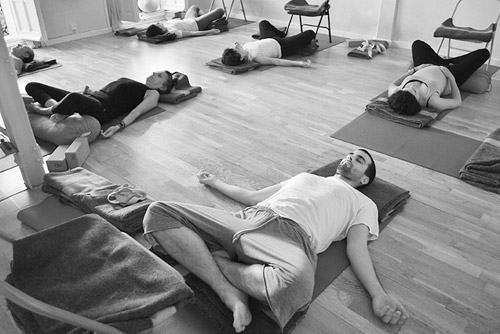 hatha yoga madrid