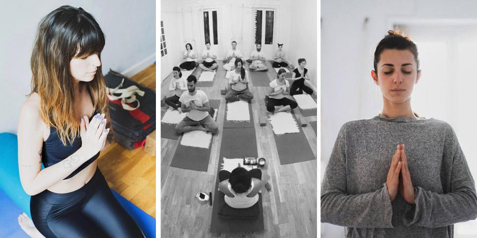 yoga y meditacion madrid